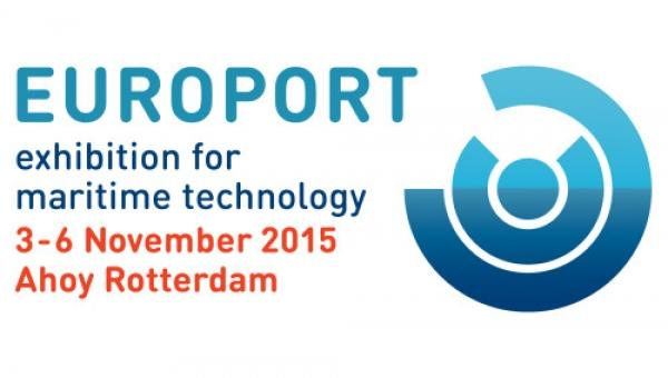 VISIT US AT EUROPORT 2015
