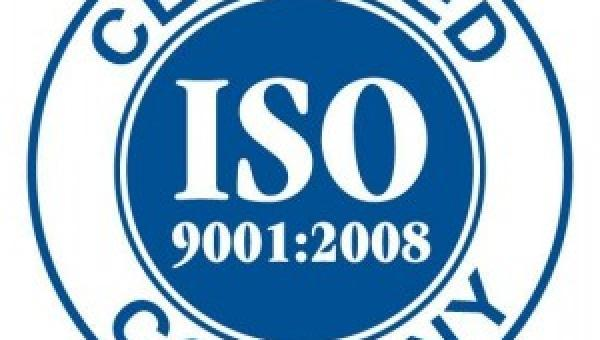 SUCCESSFULLY PASSED THE ISO 9001 RECERTIFICATION!