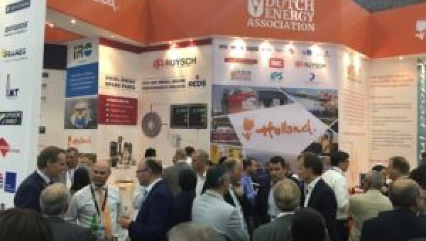 RUYSCH AMERICAS PRESENTS REDS MARITIME AT THE CMP FAIR IN MEXICO